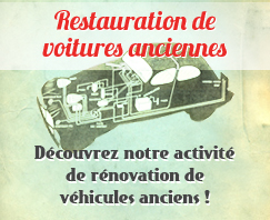 Garage auto r paration voitures r fection moteur nord 59 for Garage restauration voiture ancienne nord